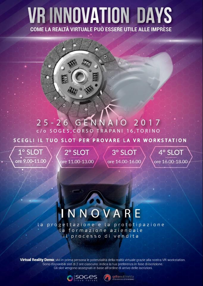 VR Innovation Days Torino