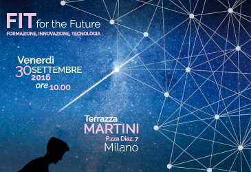 FIT for the Future - Formazione, Innovazione, Tecnologia
