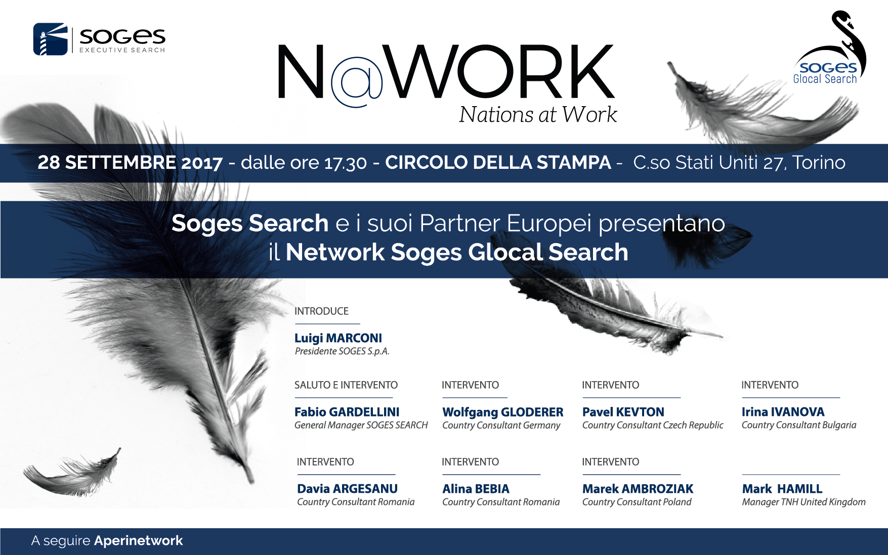 NETWORK SOGES Glocal Search